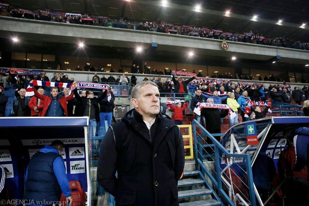 Trener Wisły Kraków, Kazimierz Moskal