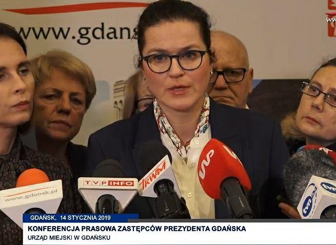 Aleksandra Dulkiewicz, wiceprezydent Gdańska