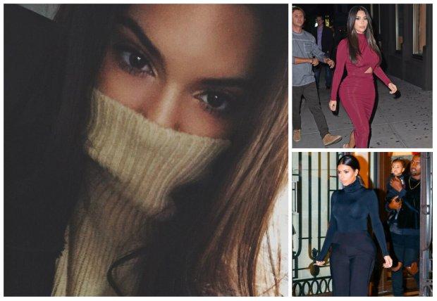 Kardashian, Jenner