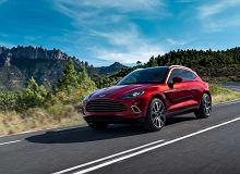Aston Martin DBX oficjalnie! Pierwszy SUV brytyjskiego producenta