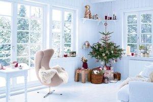 Ozdoby na święta: zainspiruj się zimą!