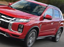 Najnowsze systemy bezpieczeństwa i nowoczesne technologie w nowym Mitsubishi ASX