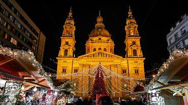 Jarmark świąteczny w Budapeszcie został uznany za najlepszy w Europie