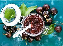 Dżem czereśniowy - ugotuj