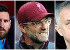 Liga Mistrzów. Messi, Pirlo, Mourinho i Klopp wskazali tego samego faworyta do triumfu
