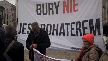 Obywatele RP próbowali zablokować marsz ku czci Żołnierzy Wyklętych