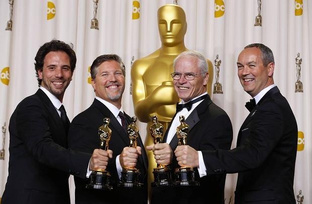 """Oscar za efekty specjalne """"Życie Pi"""""""