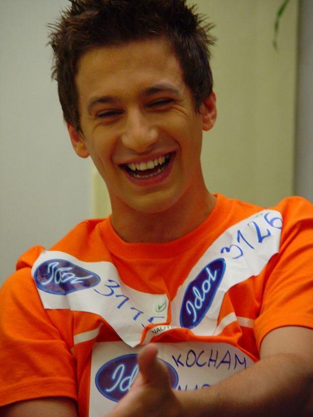 Maciej Rock, Idol ma 10 lat