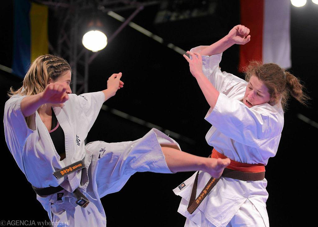 Mistrzostwa Europy w karate kyuokushin w Katowicach