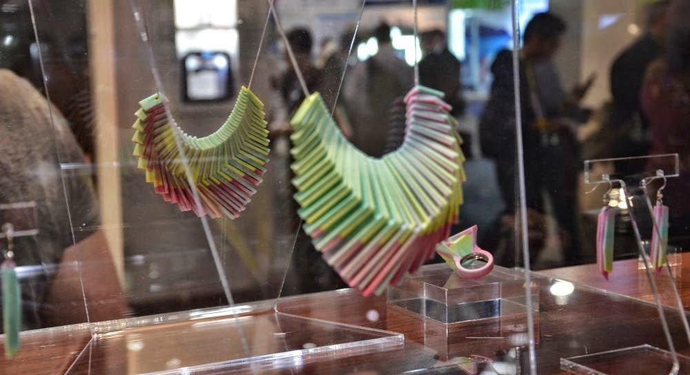 Biżuteria wydrukowana w 3D