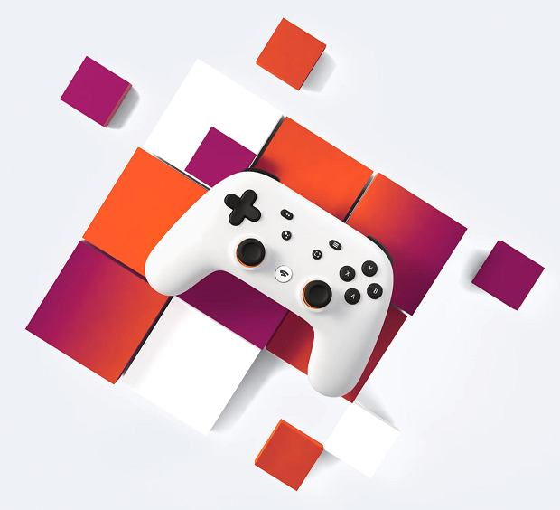Nowy pad do Stadia od Google