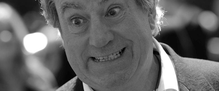 Nie żyje Terry Jones, członek grupy Monty Python. Aktor miał 77 lat