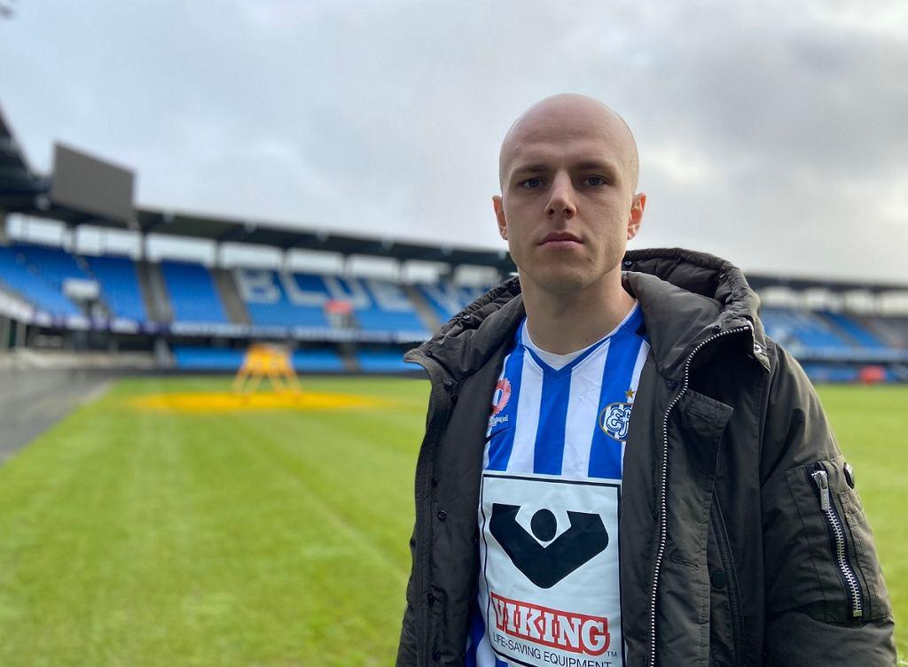 Rafał Kurzawa zawodnikiem Esbjerg fB