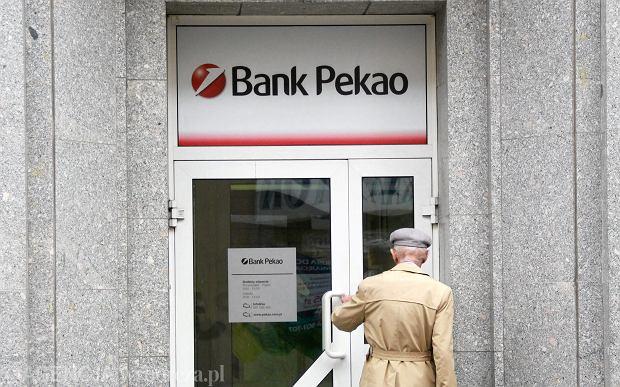 Pekao też już bez lokat. Klienci dwóch największych banków zostali na lodzie