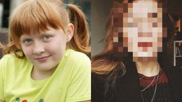 """Iga Krefft w """"M jak miłość"""" wciela się rolę Uli Mostowiak, adoptowanej córka Hanki i Marka już 8 lat. Zobaczcie, jak się zmieniła."""
