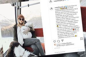 Kasia Tusk o chorobie córki: Zamknięta w czterech ścianach dostrzegasz rzeczy, które wcześniej nie przeszkadzały