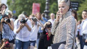 Street fashion - polowanie na Paris Fashion Week
