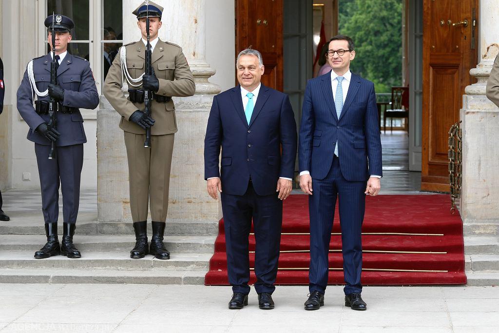 Komisja swobód obywatelskich Europarlamentu opowiedziała się za uruchomieniem artykułu 7 wobec Węgier