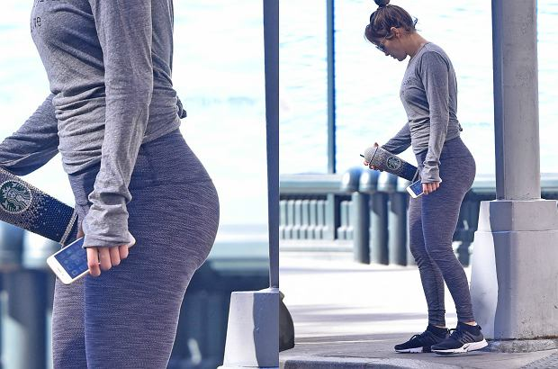 Zdjęcie numer 2 w galerii - Paparazzo spotkał Jennifer Lopez, gdy wyszła z siłowni. Jak wygląda naprawdę najsłynniejsza pupa w legginsach? Te zdjęcia nie kłamią