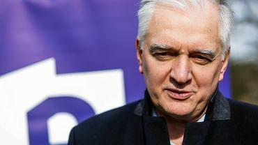 Jarosław Gowin przeprasza za Joannę Lichocką, ale dodaje: Była prowokowana