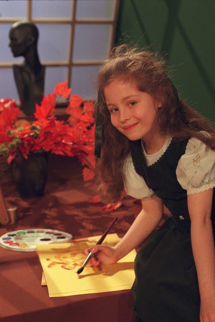Sara Muldner w 1999 roku