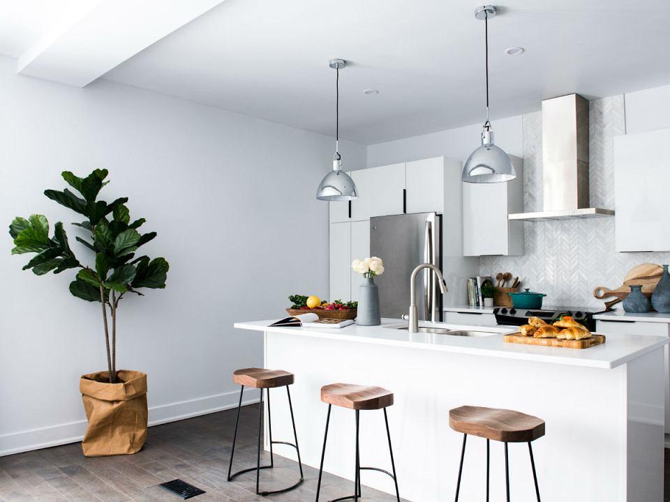 Modne kolory ścian Kuchnia