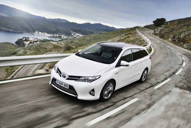 Salon Genewa 2013 | Toyota Auris Touring Sports