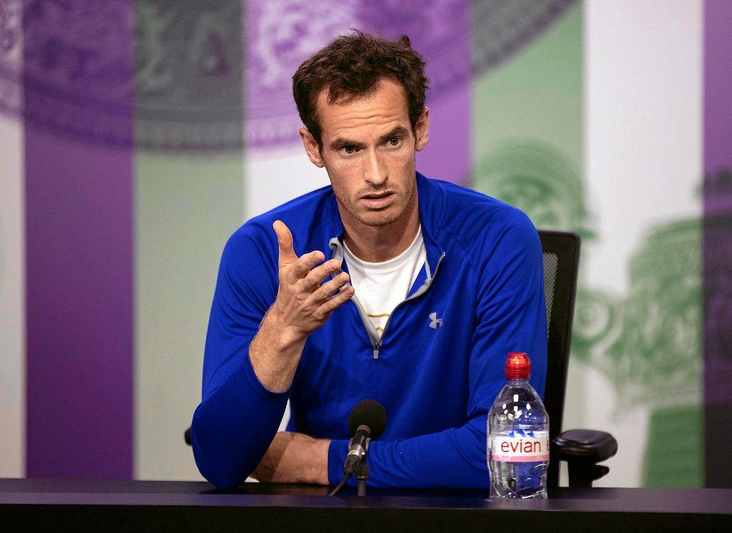 Wimbledon 2018. Andy Murray w niedzielę wycofał się z turnieju