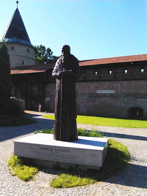 Pomnik Marcina Kromera w Bieczu