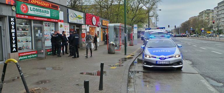 Wola. Policja zatrzymała trzy osoby po napadach na lombardy.