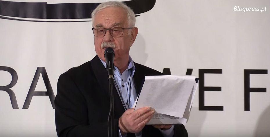 Występ Jana Pietrzaka