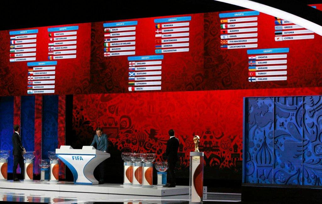 Losowanie eliminacje mistrzostw świata
