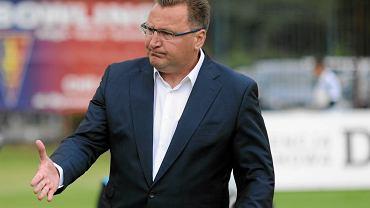 Kogo wybrałby trener Pogoni Czesław Michniewicz?