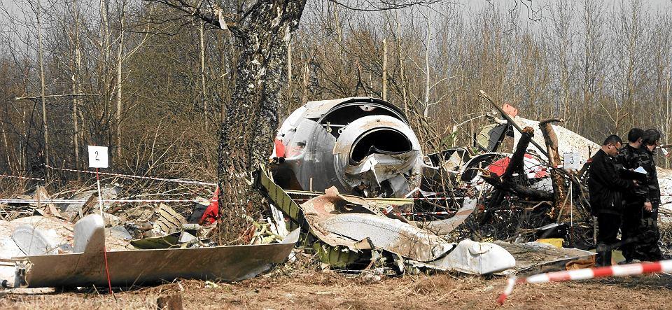 Katastrofa TU-154 pod Smoleńskiem