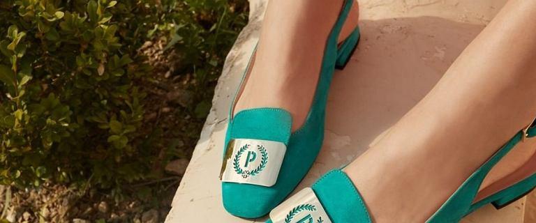 Wyprzedaż butów i torebek Pollini: modne propozycje z rabatem do 71%