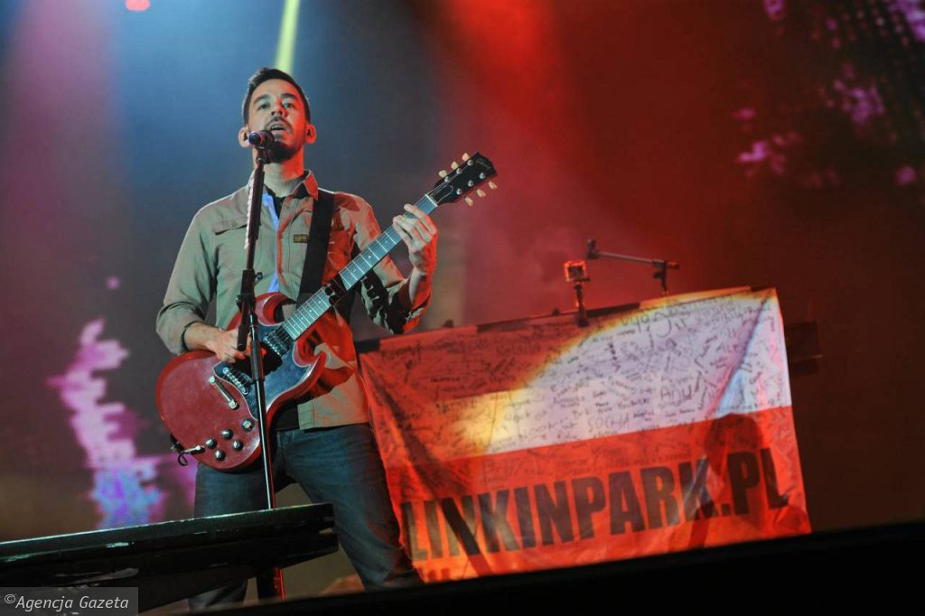 Koncert Linkin Park na Orange Warsaw Festival