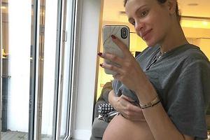 Sara Boruc zrezygnowała z porodu w szpitalu. Piosenkarka rodziła w domu [WIDEO]