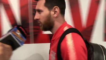 Lionel Messi po porażce z Liverpoolem 0:4