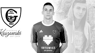 Dominik Koszowski, który do niedawna reprezentował barwy piłkarskiego GKS-u Katowice, został napadnięty i zadźgany