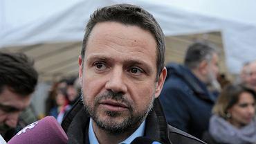 Rafał Trzaskowski. Jak przygotowana na koronawirusa jest Warszawa?