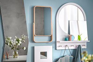 Lustro Ikea - sposób na świetliste wnętrze