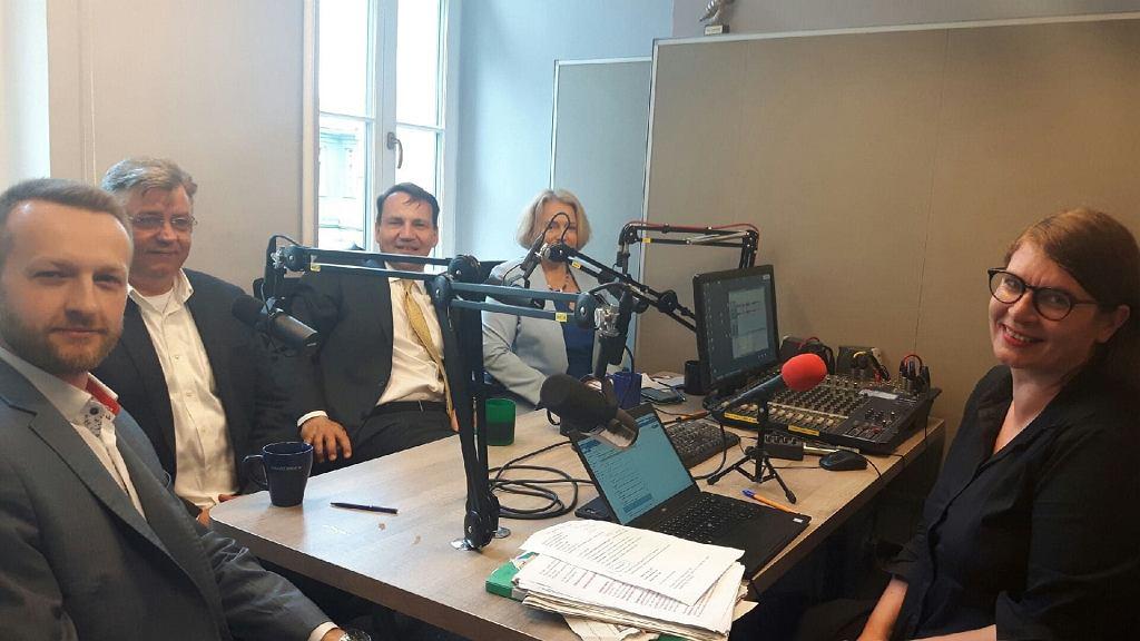 Debata kandydatów do europarlamentu z kujawsko-pomorskiego