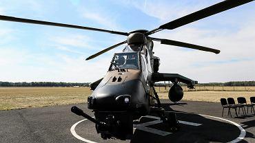 Prezentacja śmigłowca Airbus Helicopters Tiger