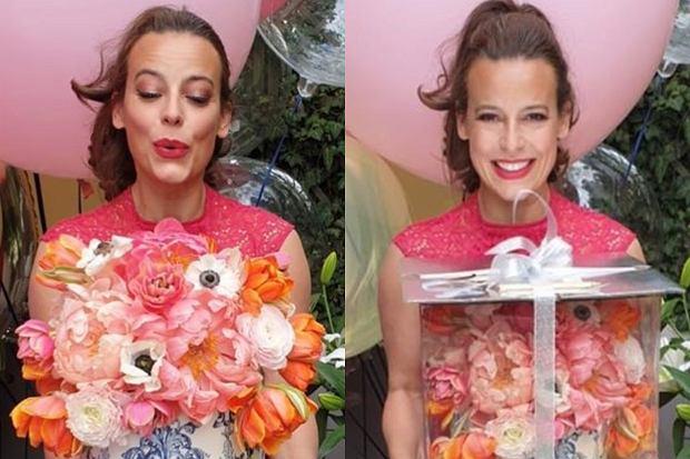 Anna Mucha 26 kwietnia obchodziła okrągłe 40. urodziny. Na Instagramie pochwaliła się zdjęciem z urodzinowymi prezentami.