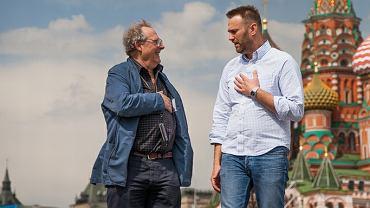 Nacjonalizm z obywatelską twarzą. Adam Michnik i Aleksiej Nawalny rozmawiają o Polsce, Rosji i Europie