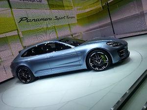 Salon Paryż 2012 | Porsche Panamera Sport Turismo