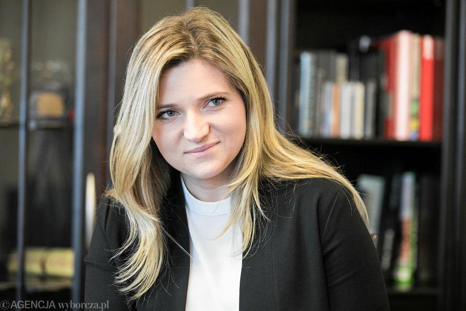 Beata Stepaniuk-Kuśmierzak, zastępca prezydenta miasta Lublin ds. kultury, sportu i partycypacji