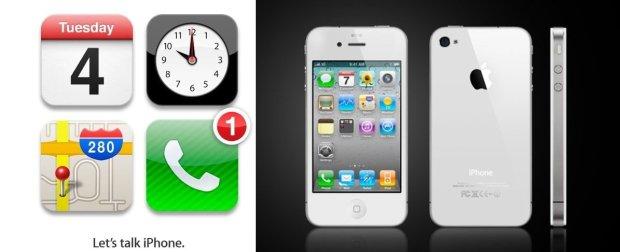 Zaproszenie na konferencję w 2011 roku i iPhone 4S