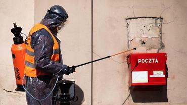 Poczta Polska może otrzymać ponad 16 mln zł rekompensaty. Z funduszu na walkę z pandemią COVID-19