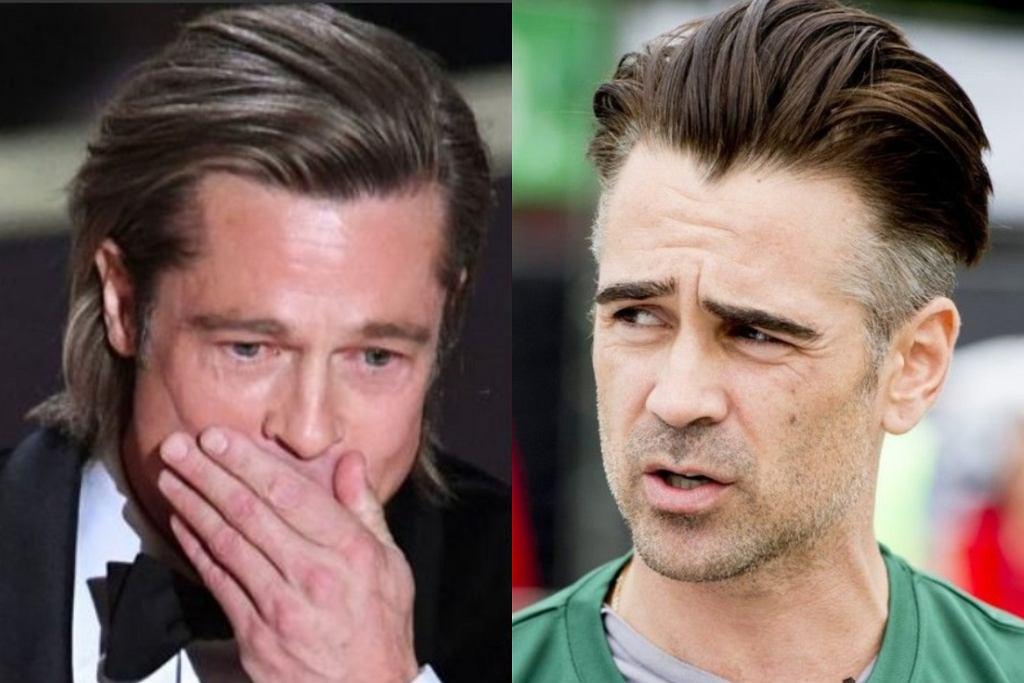 Brad Pitt, Colin Farrell